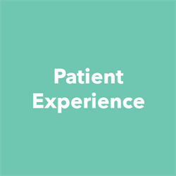 Patient Experience Special Interest Group